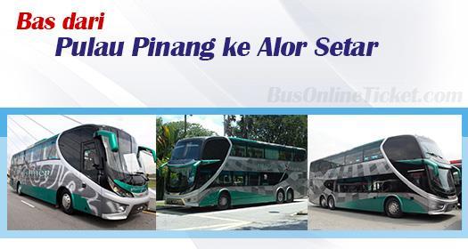 Bas dari Pulau Pinang ke Alor Setar