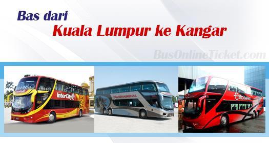 Bas dari KL ke Kangar