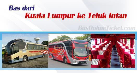 Bas dari KL ke Teluk Intan