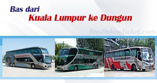 Bas dari KL ke Dungun