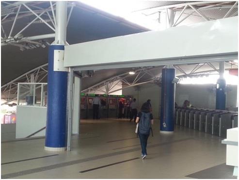 Stesen LRT Bandar Tasik Selatan