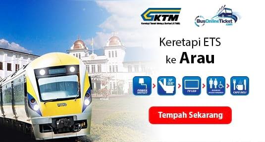 Keretapi Ets Ke Arau Laluan Masuk Ke Langkawi Busonlineticket Com