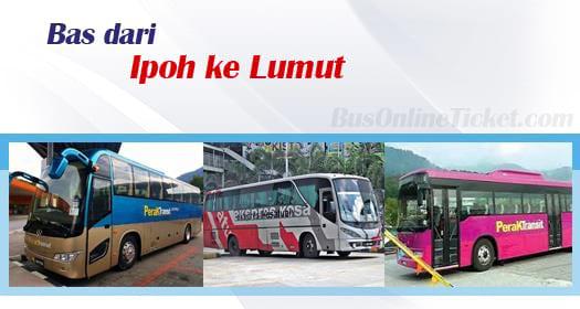 Bas dari Ipoh ke Lumut