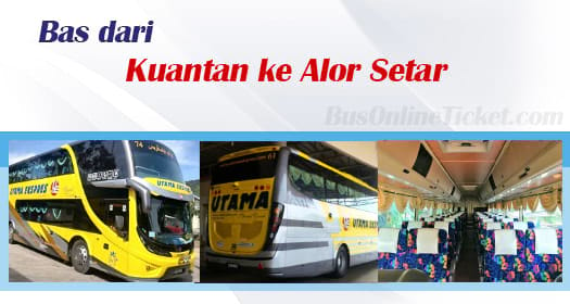 Bas dari Kuantan ke Alor Setar