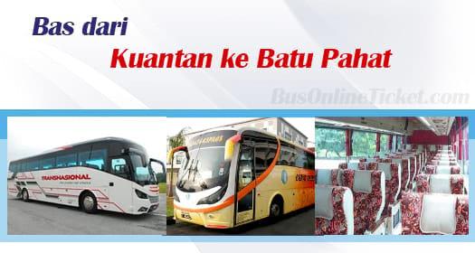 Bas dari Kuantan ke Batu Pahat