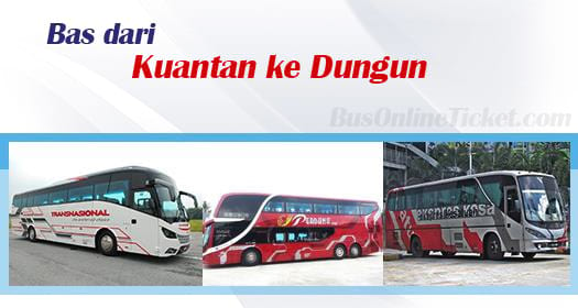Bas dari Kuantan ke Dungun