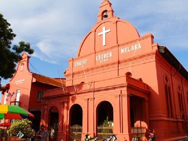 Gereja Christ, Melaka