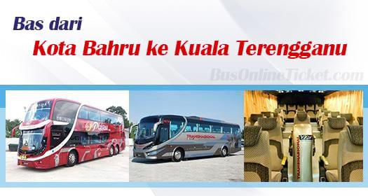 Bas dari Kota Bharu ke Kuala Terengganu