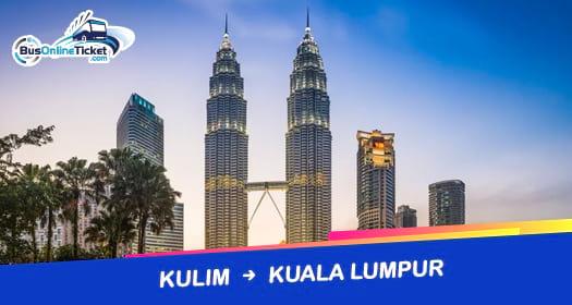 Bas Kulim ke Kuala Lumpur