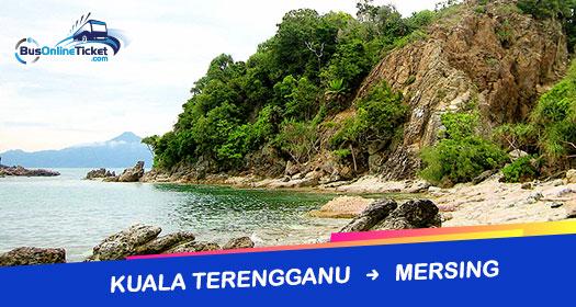 Bas dari Kuala Terengganu ke Mersing