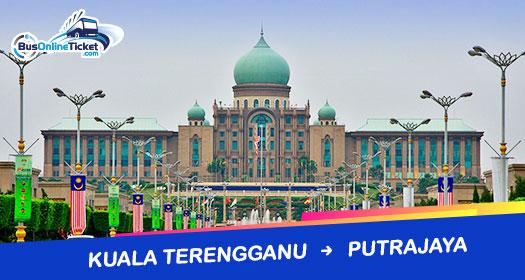 Bas dari Kuala Terengganu ke Putrajaya
