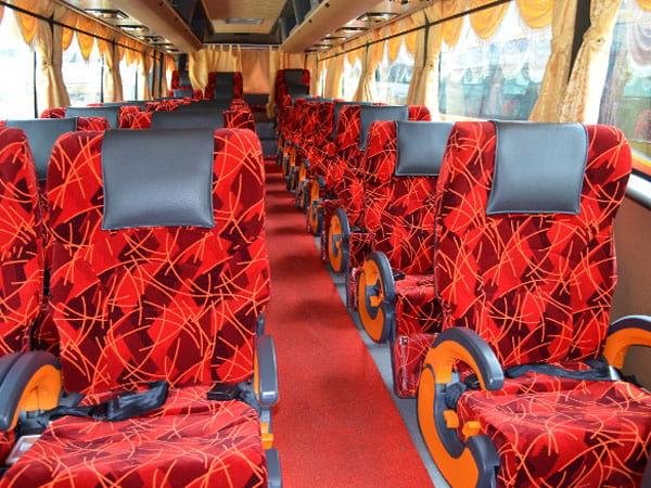 Tempat Duduk Queen Express