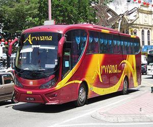 Bas Arwana Express