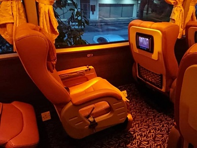 Tempat duduk bas AZ Liner